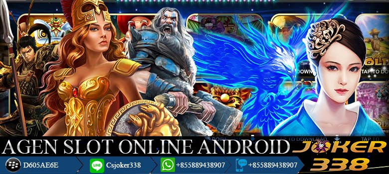 Agen-Slot-Online-Android